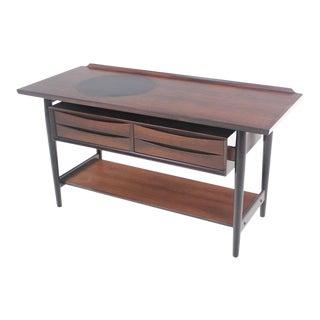 Scandinavian Modern Rosewood Sideboard Designed by Arne Vodder For Sale