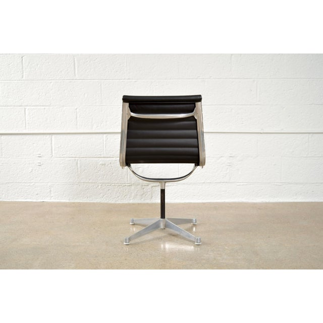 Original Eames for Herman Miller Aluminum Group Side Chair - Image 7 of 11