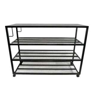 Iron Shelf Cart For Sale