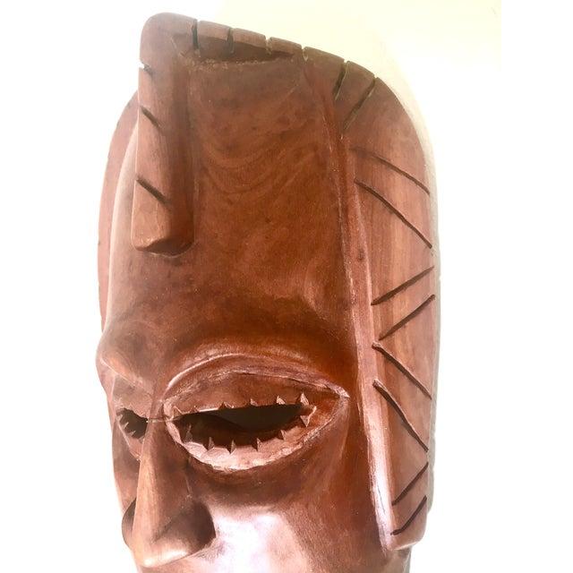 Vintage African Masks - Set of 3 - Image 4 of 9