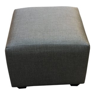 Modern Contemporary Restored Ottoman For Sale