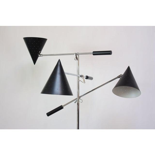 Triennale Style Floor Lamp by Lightolier - Image 5 of 12