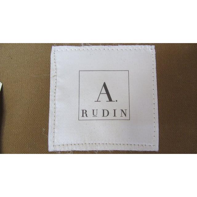 A. Rudin Leather Sofa - Image 10 of 10