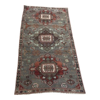 Handmade Nomadic Floor Small Carpet For Sale