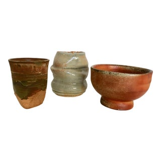 Studio Pottery by Various Artists