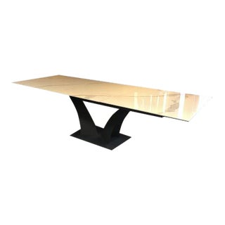 Naos Keplero Self-Storing Extension Dining Table For Sale