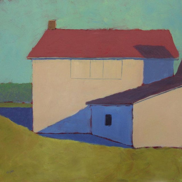 2010s Carol C Young, Nunney Barn, 2016 For Sale - Image 5 of 5