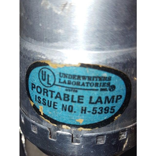 Brown Ceramic Teardrop Lamp - Image 6 of 6