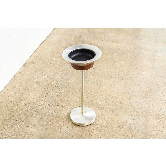 1960s Mid Century Floor Stand Ashtray For Sale - Image 5 of 10