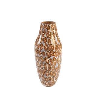 Vittorio Ferro Vase With Murrinas For Sale