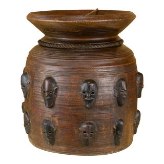 Kira Tribal Naga Buttermilk Pot For Sale