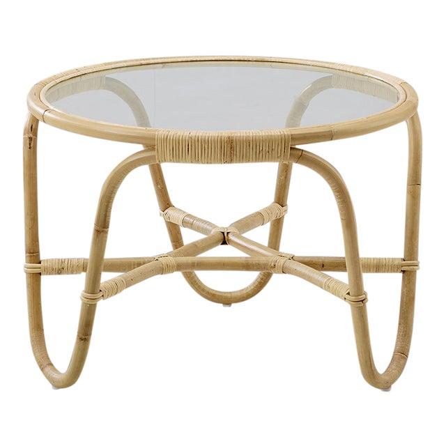 Arne Jacobsen Charlottenborg Table - Natural For Sale