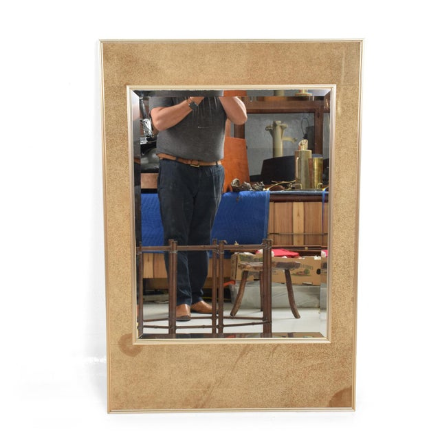 La Barge Mid-Century Modern Wall Mirror For Sale - Image 10 of 10