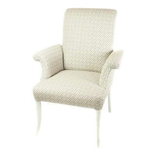Vintage Hollywood Regency Chair For Sale