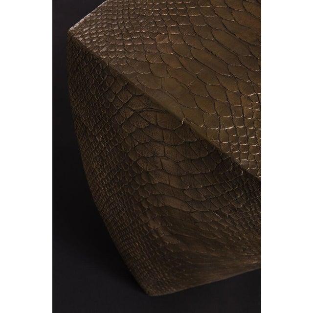 Gold Erin Sullivan, Bronze Serpent, USA, 2015 For Sale - Image 8 of 11