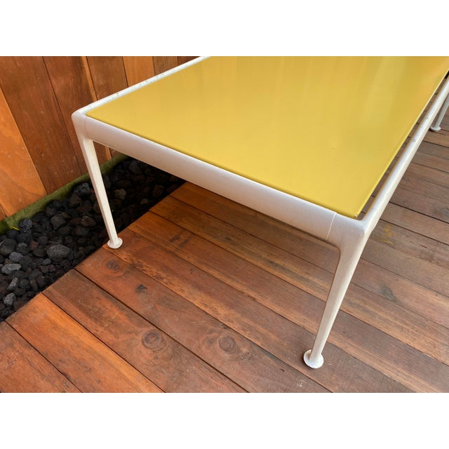 Knoll Mid Century Richard Schultz for Knoll Coffee Table For Sale - Image 4 of 9