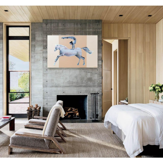 The Horse Vaulter Painting - Image 7 of 7