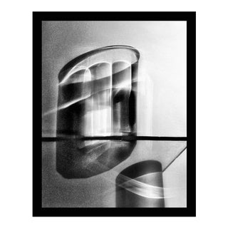 """Contemporary Black & White Photography Print """"Prismatic #11"""" For Sale"""