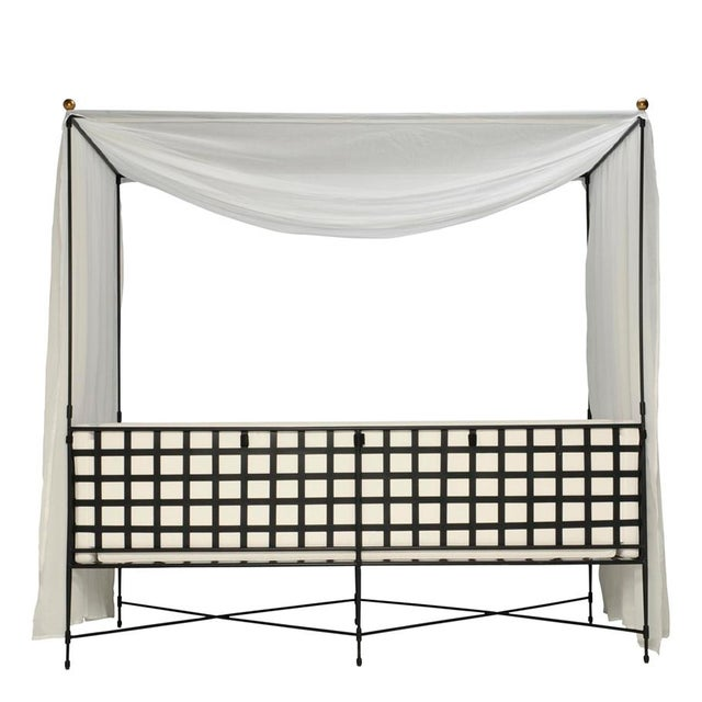 White Janus Et Cie Amalfi Daybed For Sale - Image 8 of 9