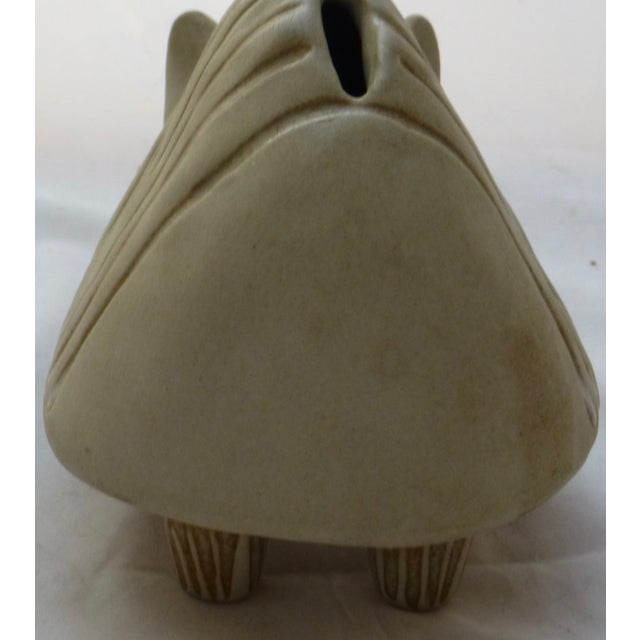 Danish-Style Armadillo Pottery Bank - Image 5 of 11
