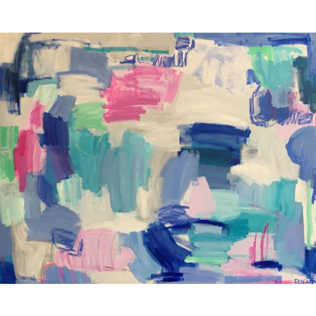 'My Summer House in Ack' Original Painting - Image 1 of 8