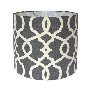 Magnolia Home Fashions Pewter Lamp Shade