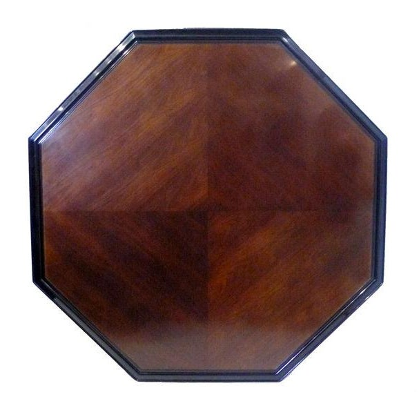 Traditional Exquisite Dining Table by Maurice Bailey for Monteverdi & Young For Sale - Image 3 of 5