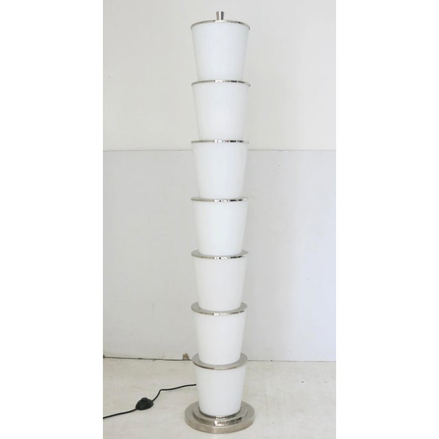 Not Yet Made - Made To Order Inverno Floor Lamp by Fabio Ltd For Sale - Image 5 of 11