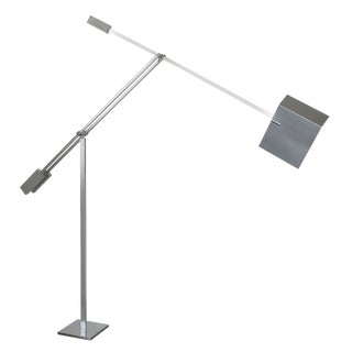 "Angelo Brotto ""Giraffa"" Floor Lamp for Esperia For Sale"