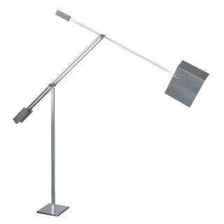 """Angelo Brotto """"Giraffa"""" Floor Lamp for Esperia For Sale"""