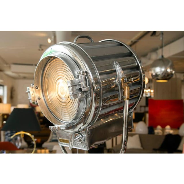 Pair of Mid-1940s, Mole-Richardson Motion Picture Lamps - Image 1 of 9