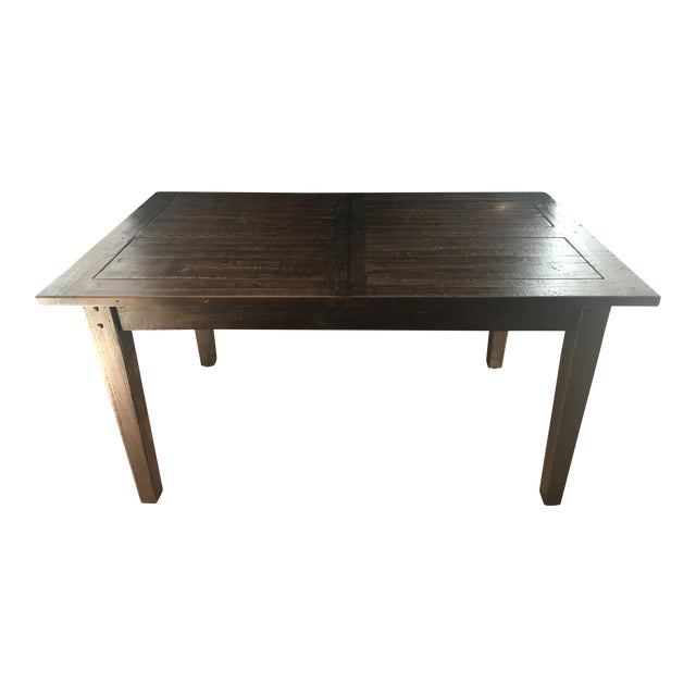 Restoration Hardware Kitchen Tables: Restoration Hardware 1900s Boulangerie Extension Dining