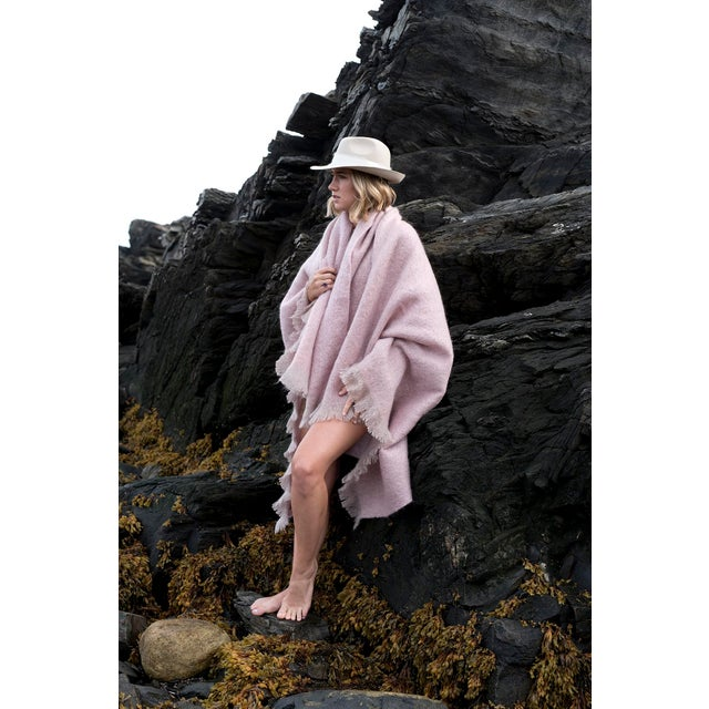 The Luxe Collection has been called 'Luxe' for a reason. These extremely soft throws are made of the finest mohair/wool...