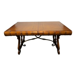 Baroque Style Book Shaped Desk For Sale