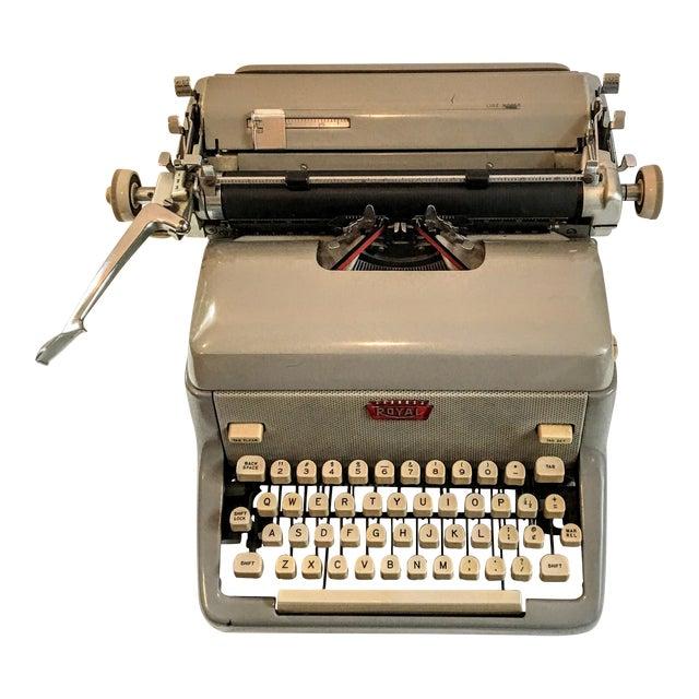 1960s Royal Typewriter Magic Margin - Image 1 of 11