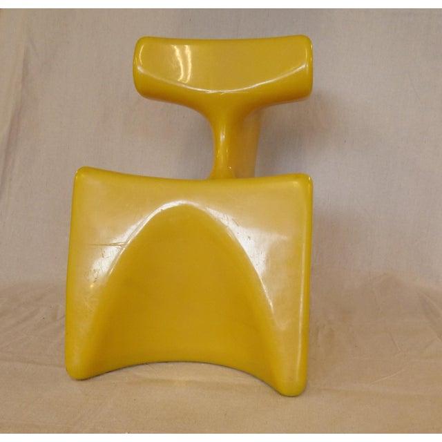 1970s Vintage Luigi Colani Zocker Chair Desk For Sale - Image 10 of 12