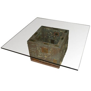 """Adrian Pearsall Style """"Goop"""" Table For Sale"""