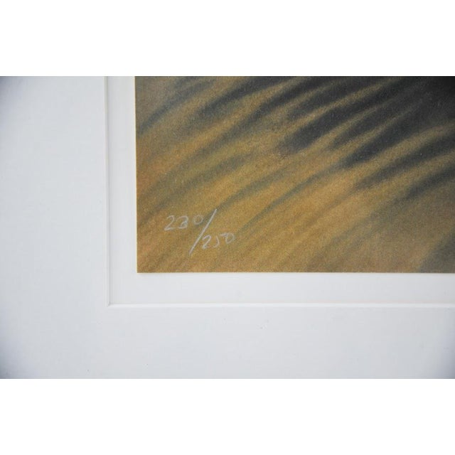 """Signed & Numbered Lithograph """"French Horn Player"""" by Graciela Rodo Boulanger - Image 6 of 9"""
