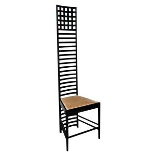 Charles Rennie Mackintosh Hill House Chair For Sale