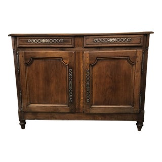 18th Century French Provincial Buffet Bas