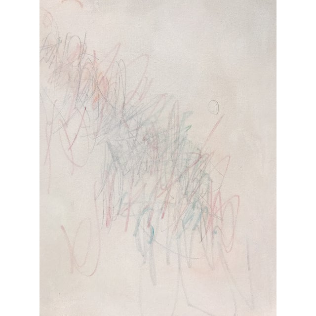 """Sarah Trundle, Contemporary Abstract Painting, """"Onward"""" For Sale - Image 6 of 7"""