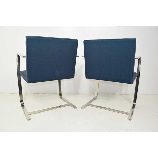 Gordon International Brno Chairs by Gordon International - A Pair For Sale - Image 4 of 6
