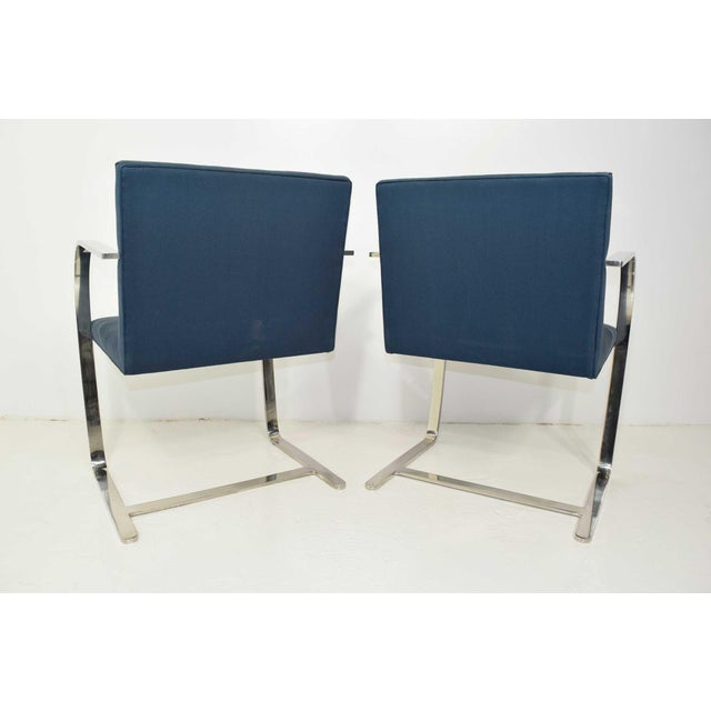 Pair of Brno Chairs by Gordon International - Image 4 of 6