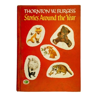 Stories Around the Year by Thornton W. Burgess For Sale