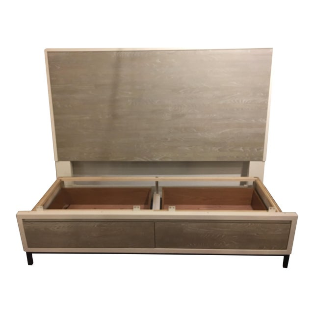 Sunrise Home Custom Queen Storage Bed - Image 1 of 10