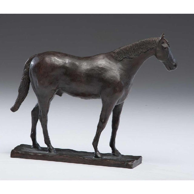 Figurative Bronze Horse For Sale - Image 3 of 6