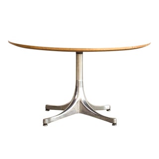 Vintage George Nelson for Herman Miller Pedestal Coffee Table