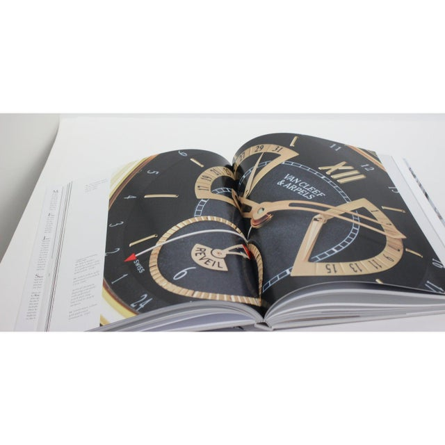 """2010s """"Van Cleef & Arpels the Poetry of Time"""" Coffee Table Book For Sale - Image 5 of 12"""