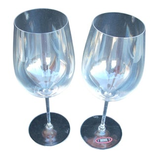 Riedel Wine Glasses - A Pair