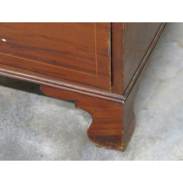 Late 19th C. Georgian Secretary Desk - Image 2 of 5